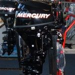 8 HP Mercury Outboard