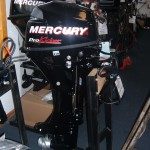 9.9 HP Mercury Outboard
