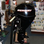 25 HP Mercury Outboard