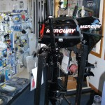3.5 HP Mercury Outboard