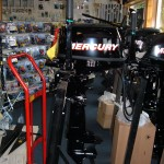 5 HP Mercury Outboard