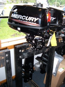 New 6HP Mercury 4-stroke