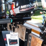 New 2.5HP Mercury 4-stroke