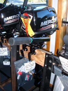 2015 5HP Mercury 4-stroke
