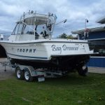 1998 25.5' BAYLINER TROPHY