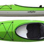 2016 12ft Eddyline Skylark Lime