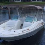 1998 21 Ft.  Searay 210SD