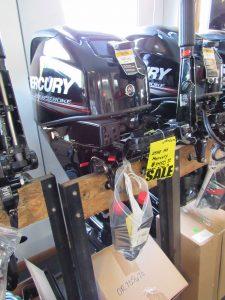 New 25HP Mercury HPMH