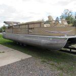 2009 Misty Harbor 2585 Triple Toon