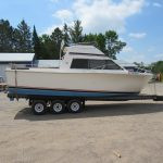 1979 30 ft. Pacemaker Yacht – Flybridge Cruiser