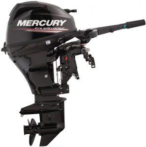 New 20HP Mercury 4S