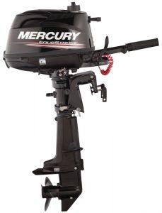 New 4.5HP Mercury 4S