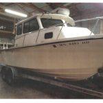 1996 23' Parker Marine Deep Vee Sport Cabin (not on premises)